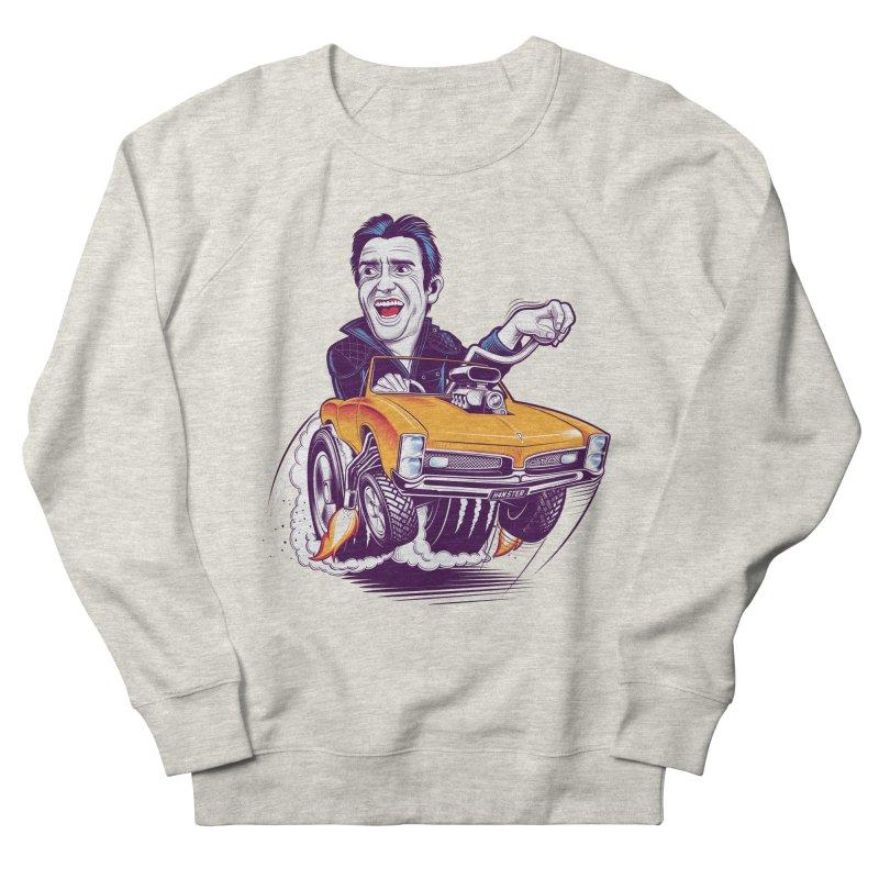 Hammond Women's French Terry Sweatshirt by Leon's Artist Shop