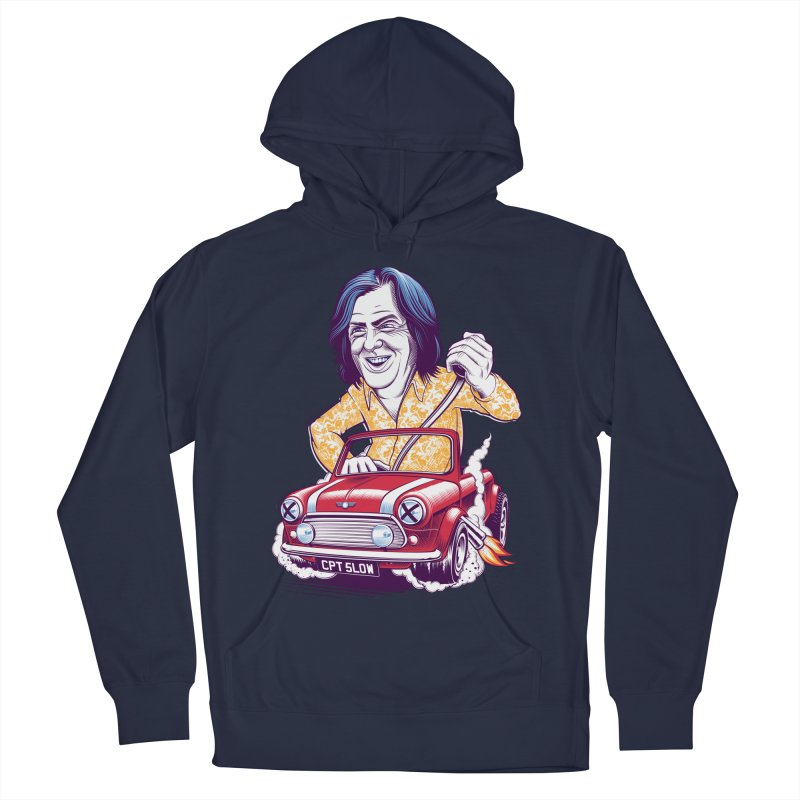 May Women's French Terry Pullover Hoody by Leon's Artist Shop