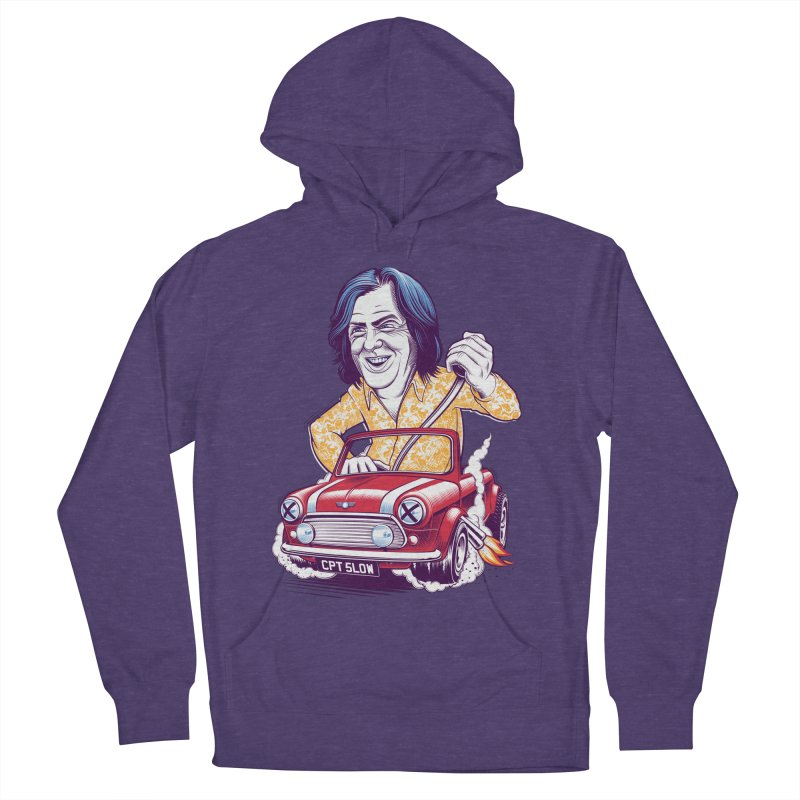 May Men's Pullover Hoody by Leon's Artist Shop