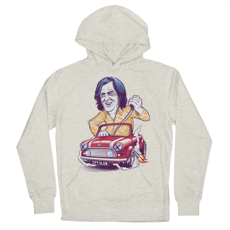 May Men's French Terry Pullover Hoody by Leon's Artist Shop