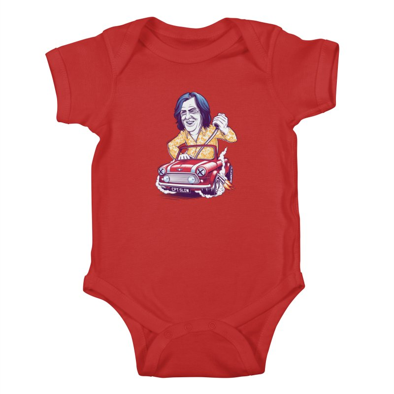 May Kids Baby Bodysuit by Leon's Artist Shop