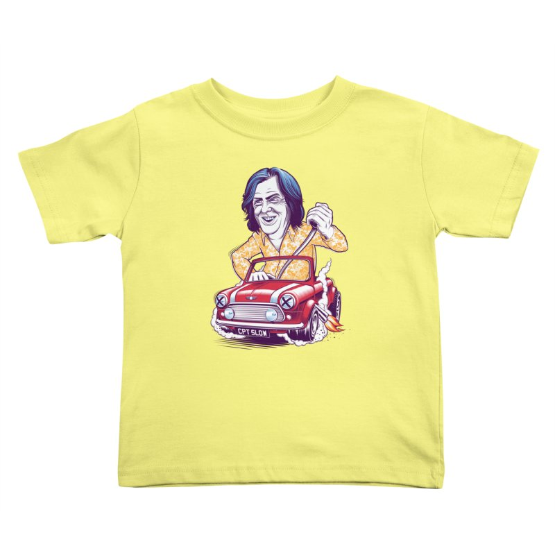 May Kids Toddler T-Shirt by Leon's Artist Shop