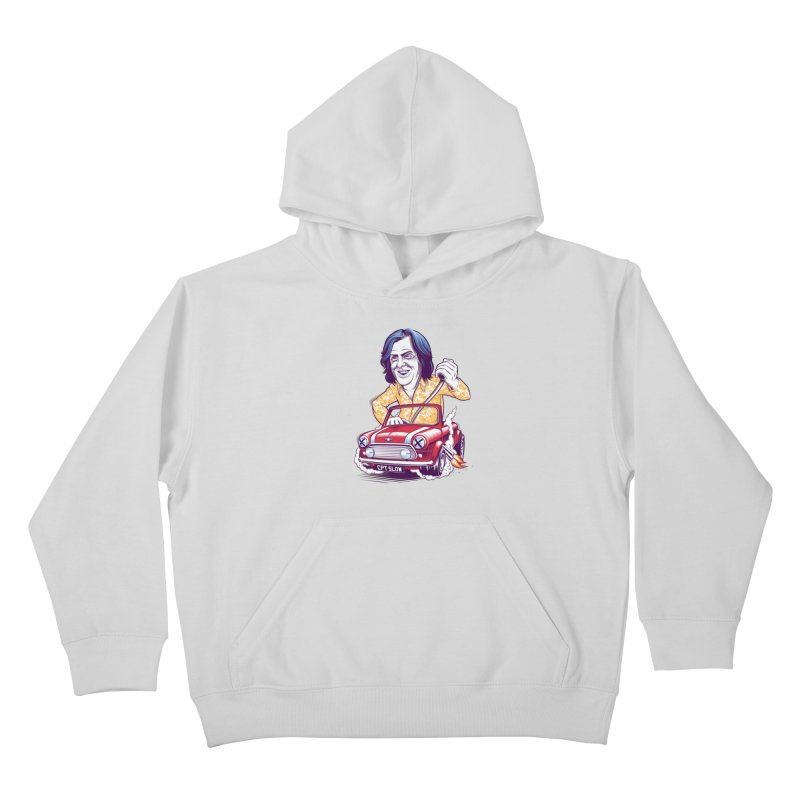 May Kids Pullover Hoody by Leon's Artist Shop