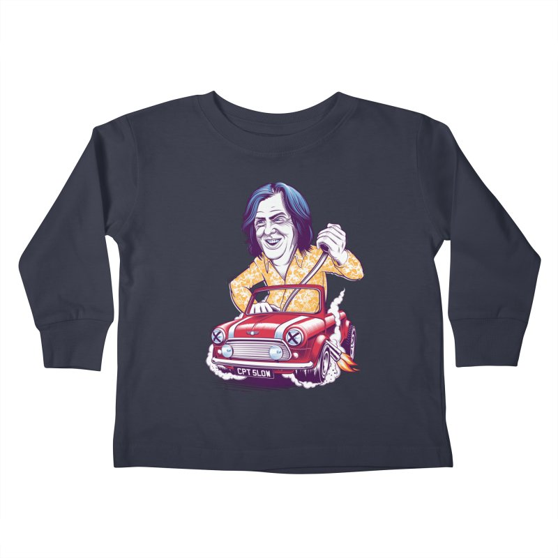 May Kids Toddler Longsleeve T-Shirt by Leon's Artist Shop