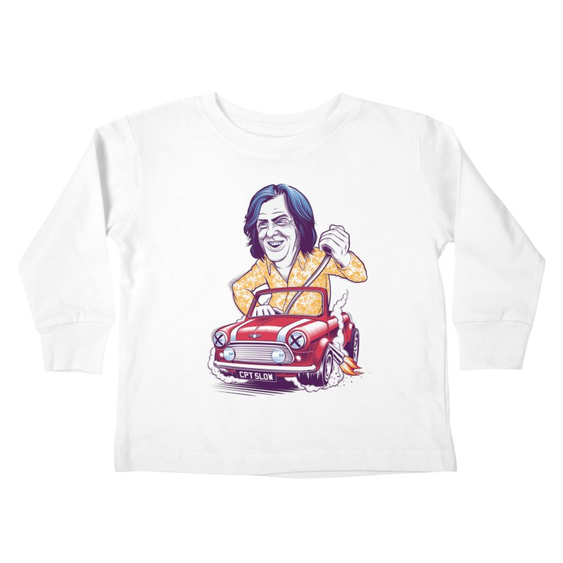 May Kids Toddler Longsleeve T-Shirt by Leon's Artist Shop