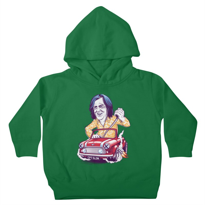 May Kids Toddler Pullover Hoody by Leon's Artist Shop