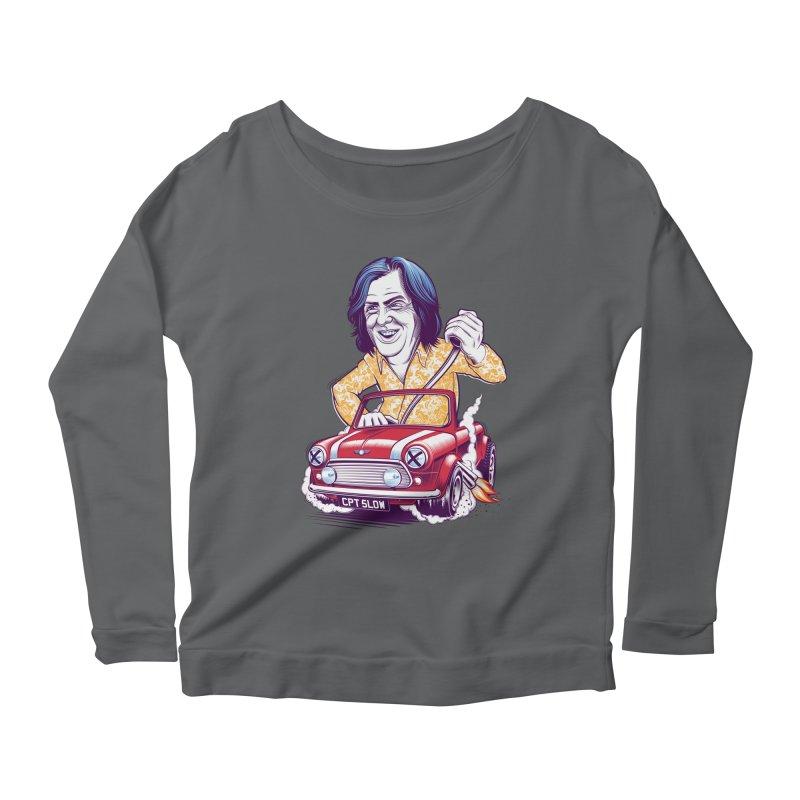 May Women's Scoop Neck Longsleeve T-Shirt by Leon's Artist Shop