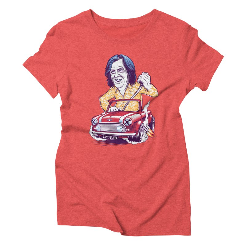 May Women's Triblend T-Shirt by Leon's Artist Shop