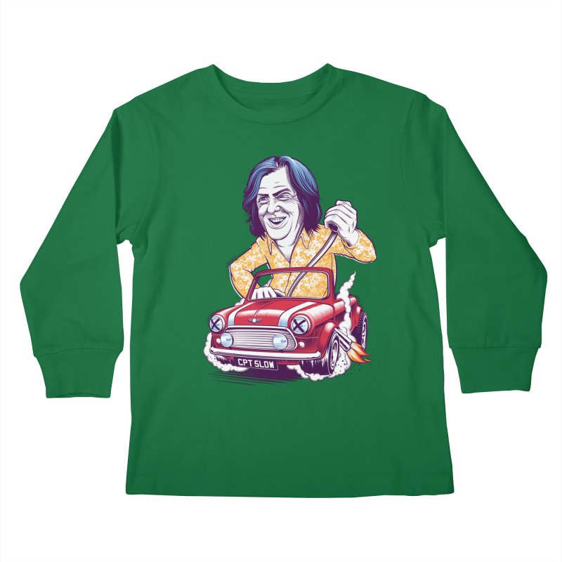 May Kids Longsleeve T-Shirt by Leon's Artist Shop