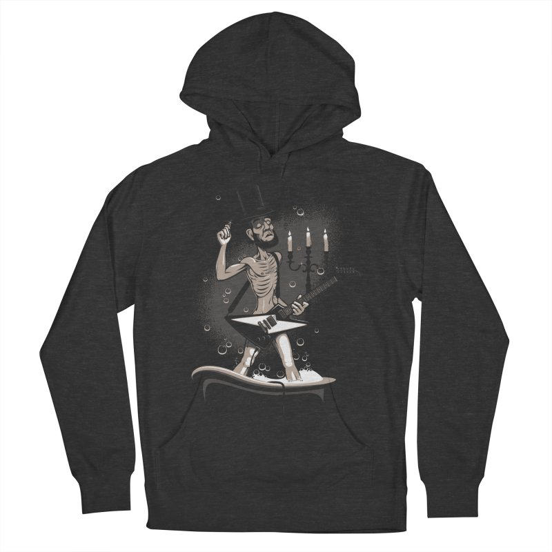AbeLutions Men's French Terry Pullover Hoody by Leon's Artist Shop