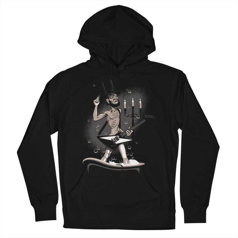 AbeLutions Men's Pullover Hoody by Leon's Artist Shop