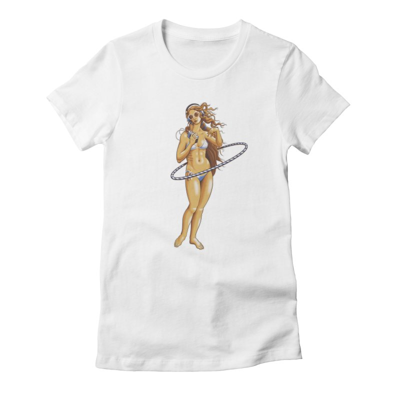 Summer Classic Women's T-Shirt by Leon's Artist Shop
