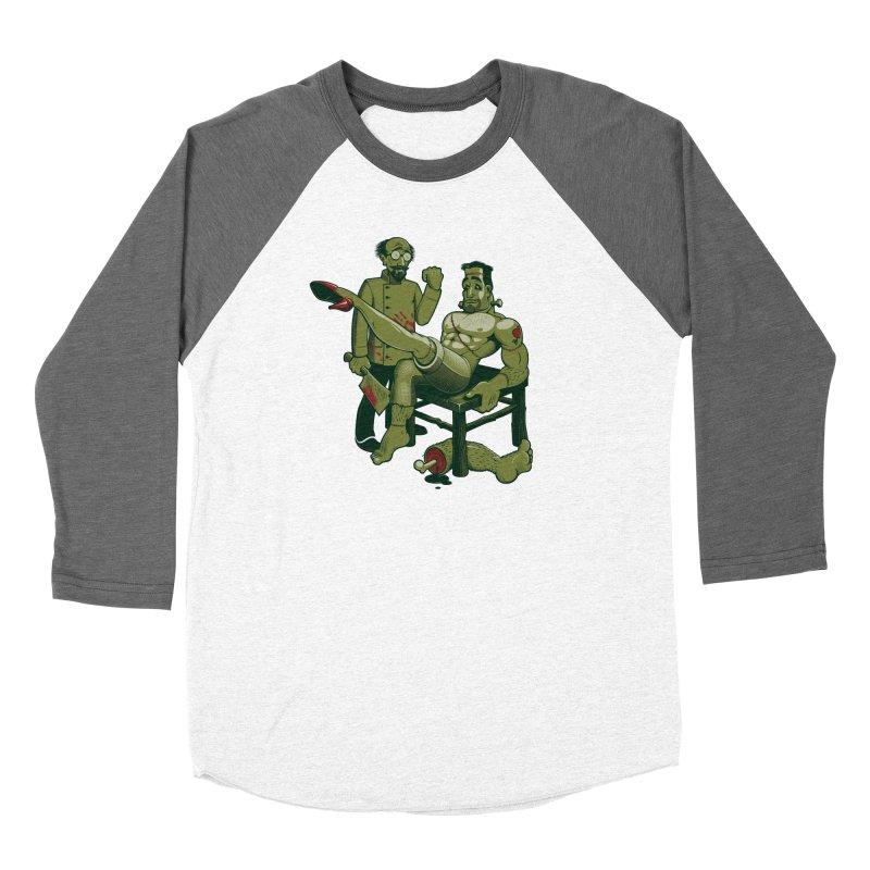 FrankenFine Women's Longsleeve T-Shirt by Leon's Artist Shop