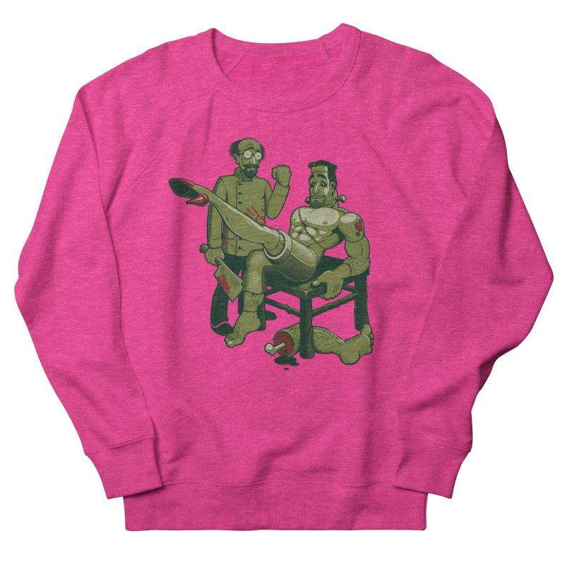 FrankenFine Women's Sweatshirt by Leon's Artist Shop