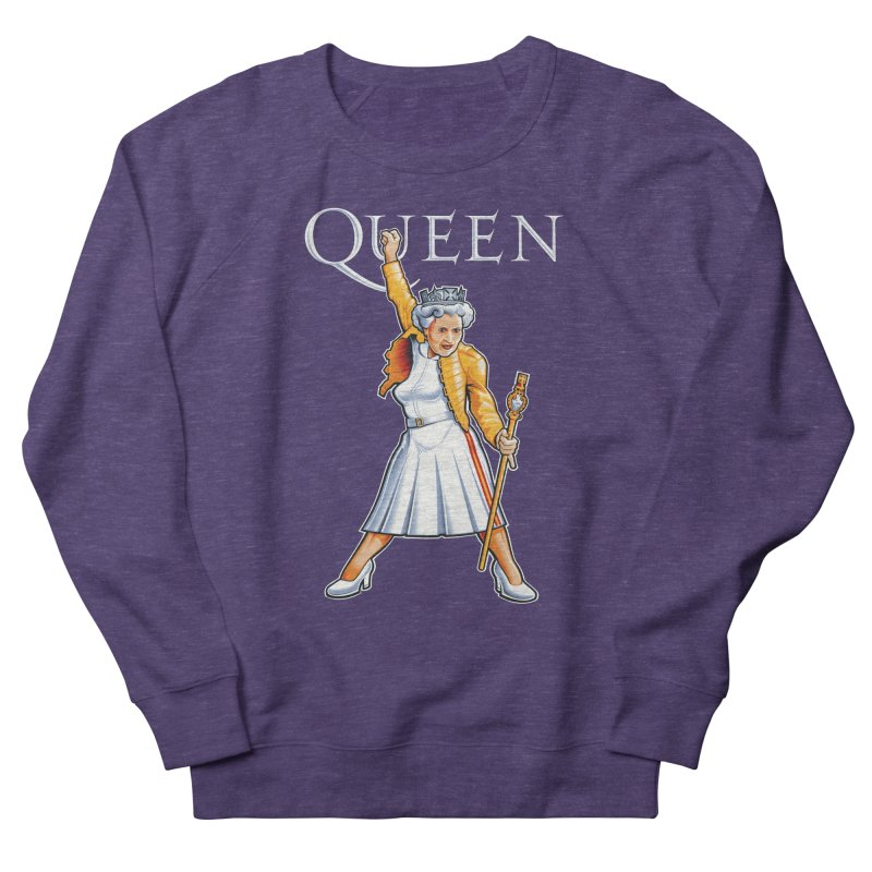It's a Kind of Monarch Men's French Terry Sweatshirt by Leon's Artist Shop