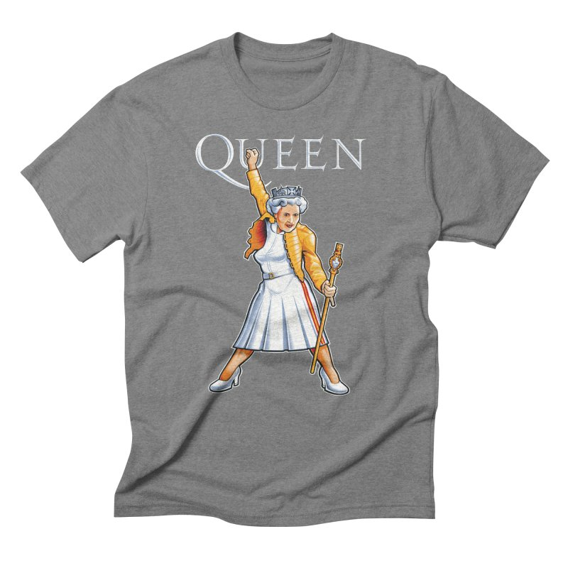 It's a Kind of Monarch Men's Triblend T-Shirt by Leon's Artist Shop