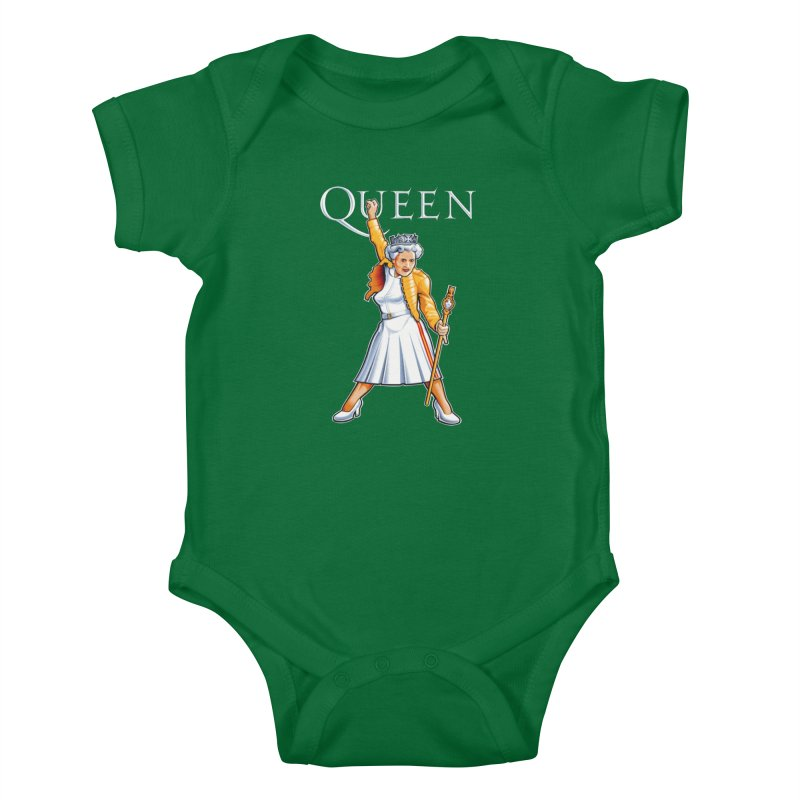 It's a Kind of Monarch Kids Baby Bodysuit by Leon's Artist Shop