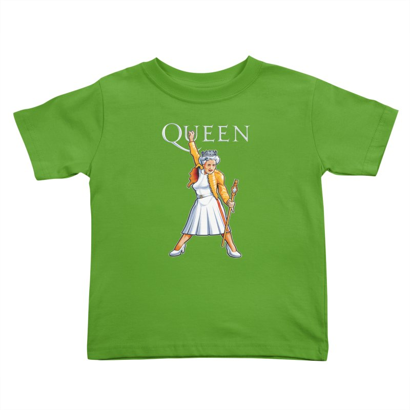 It's a Kind of Monarch Kids Toddler T-Shirt by Leon's Artist Shop