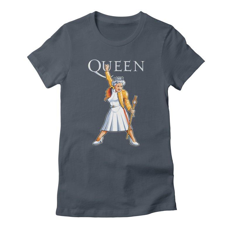 It's a Kind of Monarch Women's T-Shirt by Leon's Artist Shop