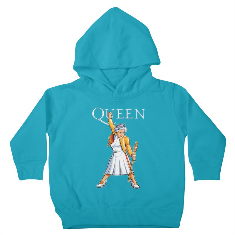 It's a Kind of Monarch Kids Toddler Pullover Hoody by Leon's Artist Shop