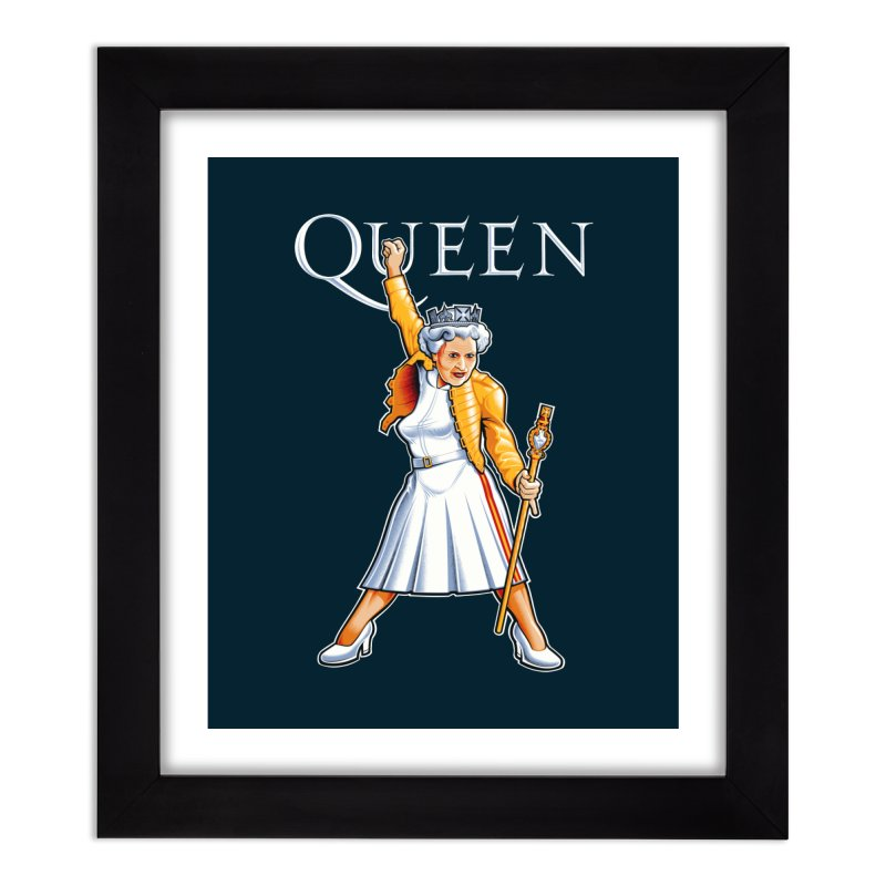 It's a Kind of Monarch Home Framed Fine Art Print by Leon's Artist Shop