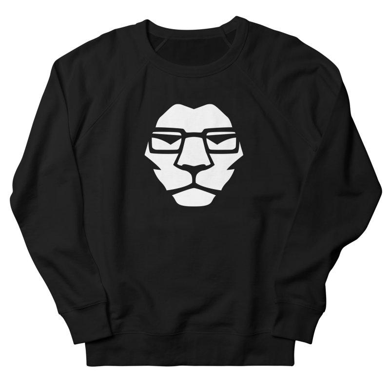 Mr. Lion Men's Sweatshirt by leonel's Artist Shop