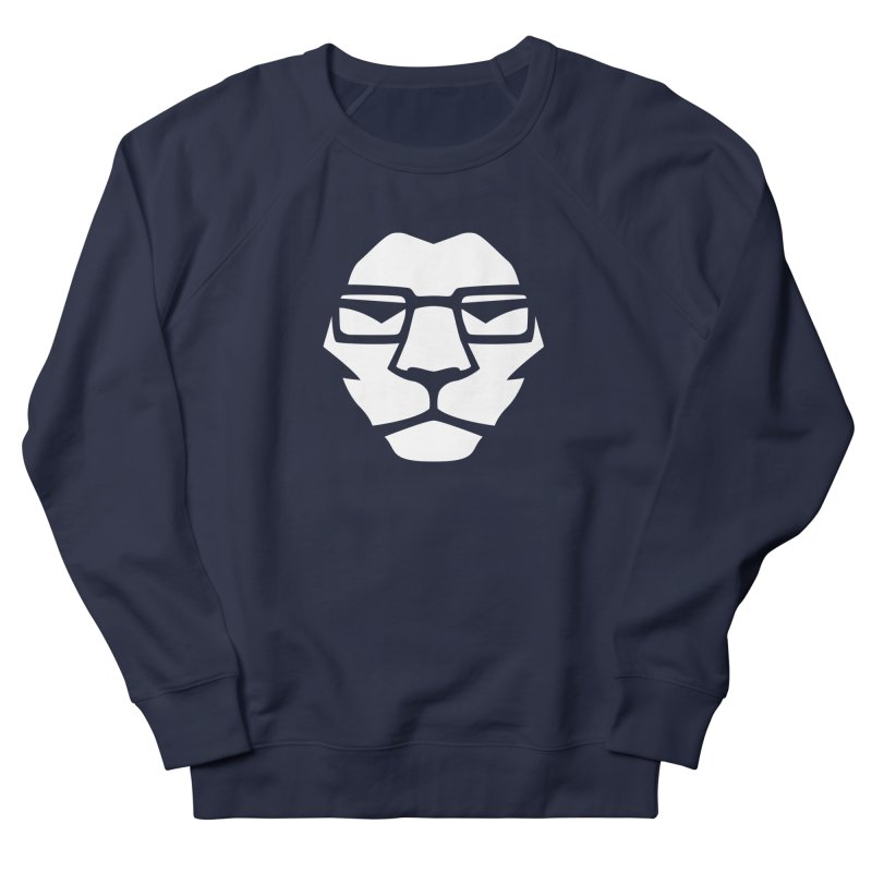 Mr. Lion Men's Sweatshirt by leonel's Artist Shop