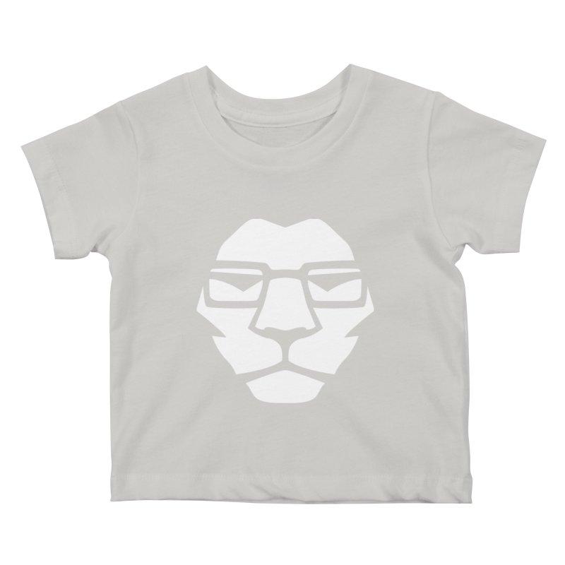 Mr. Lion Kids Baby T-Shirt by leonel's Artist Shop