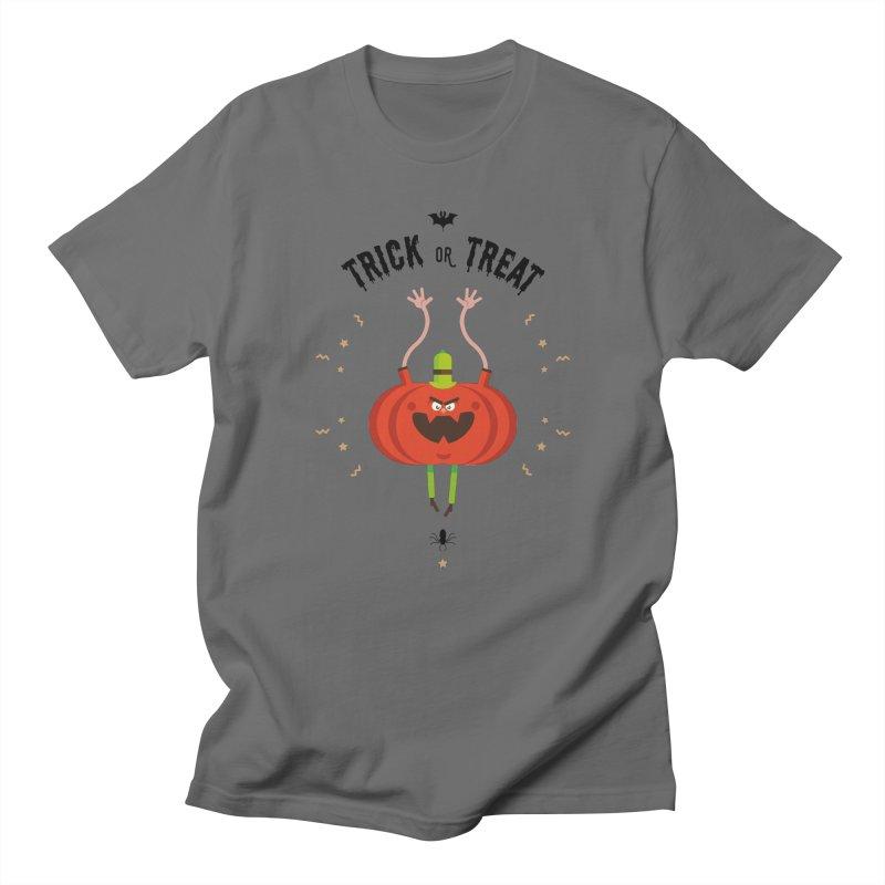 des bonbons ou un sort Men's T-Shirt by lepetitcalamar's Artist Shop