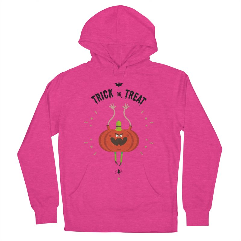 des bonbons ou un sort Women's French Terry Pullover Hoody by lepetitcalamar's Artist Shop