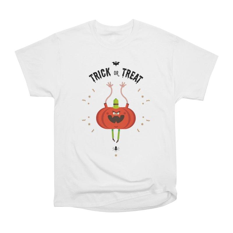 des bonbons ou un sort Women's Heavyweight Unisex T-Shirt by lepetitcalamar's Artist Shop