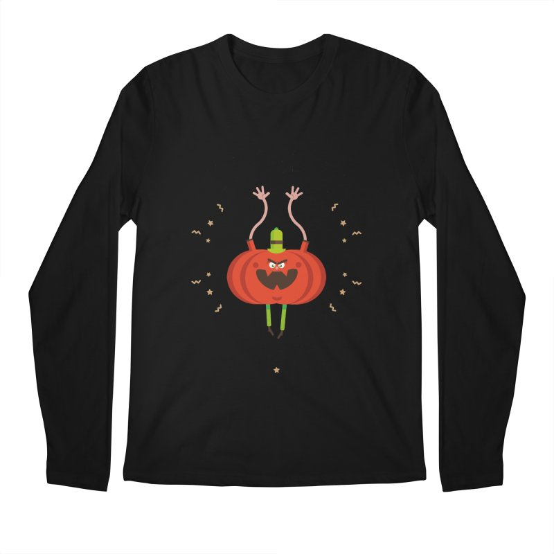 des bonbons ou un sort Men's Regular Longsleeve T-Shirt by lepetitcalamar's Artist Shop