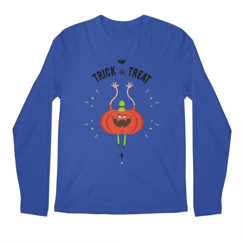 des bonbons ou un sort Men's Regular Longsleeve T-Shirt by lepetitcalamar's Artist Shop