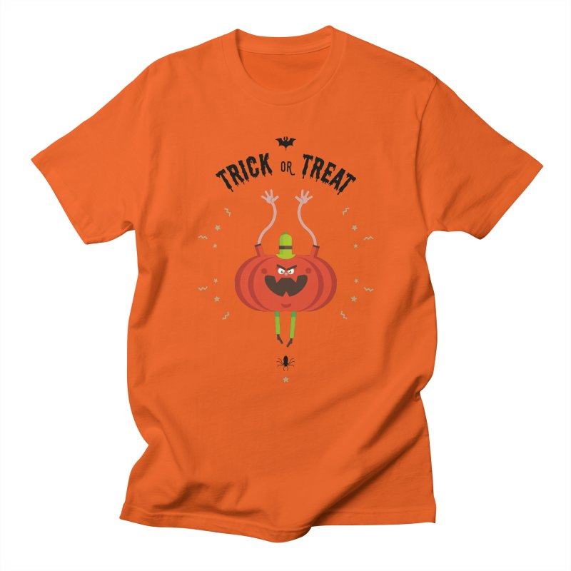 des bonbons ou un sort Women's Regular Unisex T-Shirt by lepetitcalamar's Artist Shop