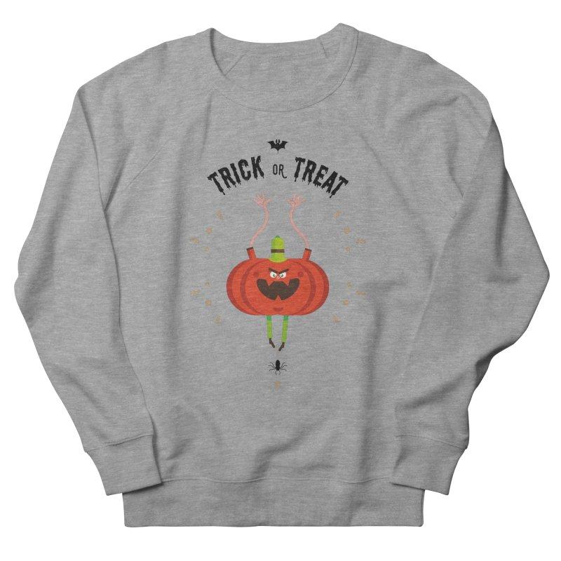 des bonbons ou un sort Women's French Terry Sweatshirt by lepetitcalamar's Artist Shop