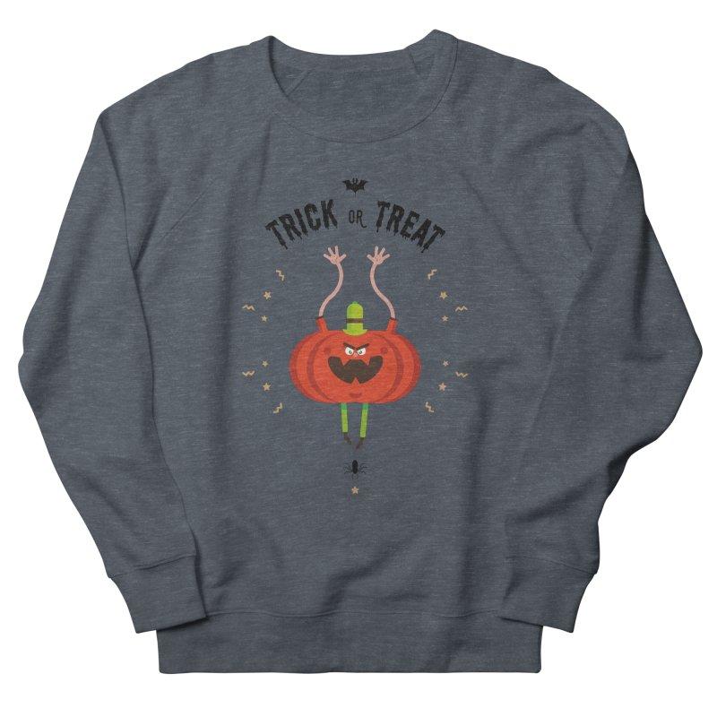 des bonbons ou un sort Men's Sweatshirt by lepetitcalamar's Artist Shop