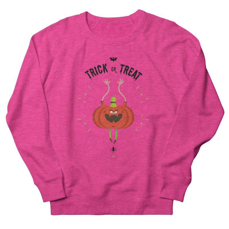 des bonbons ou un sort Men's French Terry Sweatshirt by lepetitcalamar's Artist Shop