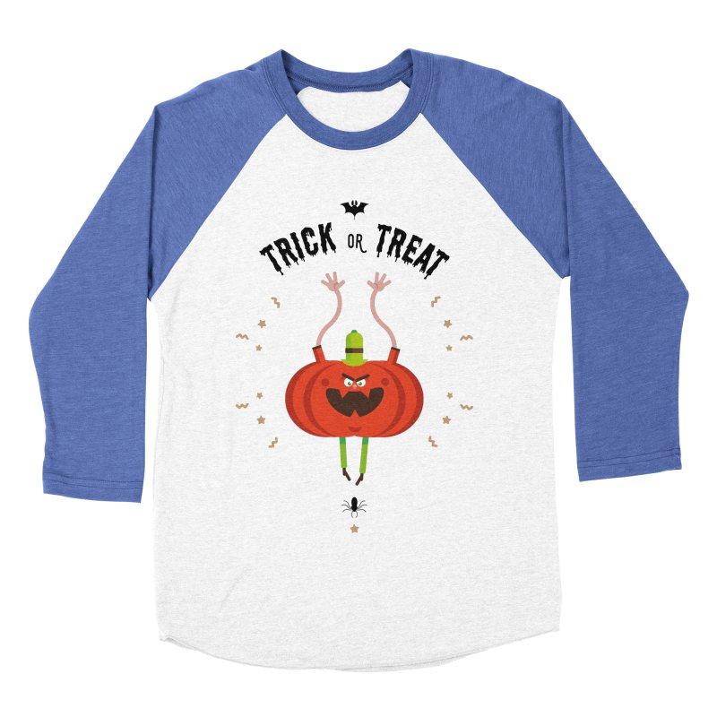 des bonbons ou un sort Women's Baseball Triblend T-Shirt by lepetitcalamar's Artist Shop
