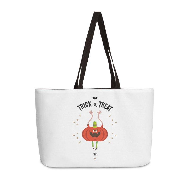 des bonbons ou un sort Accessories Weekender Bag Bag by lepetitcalamar's Artist Shop