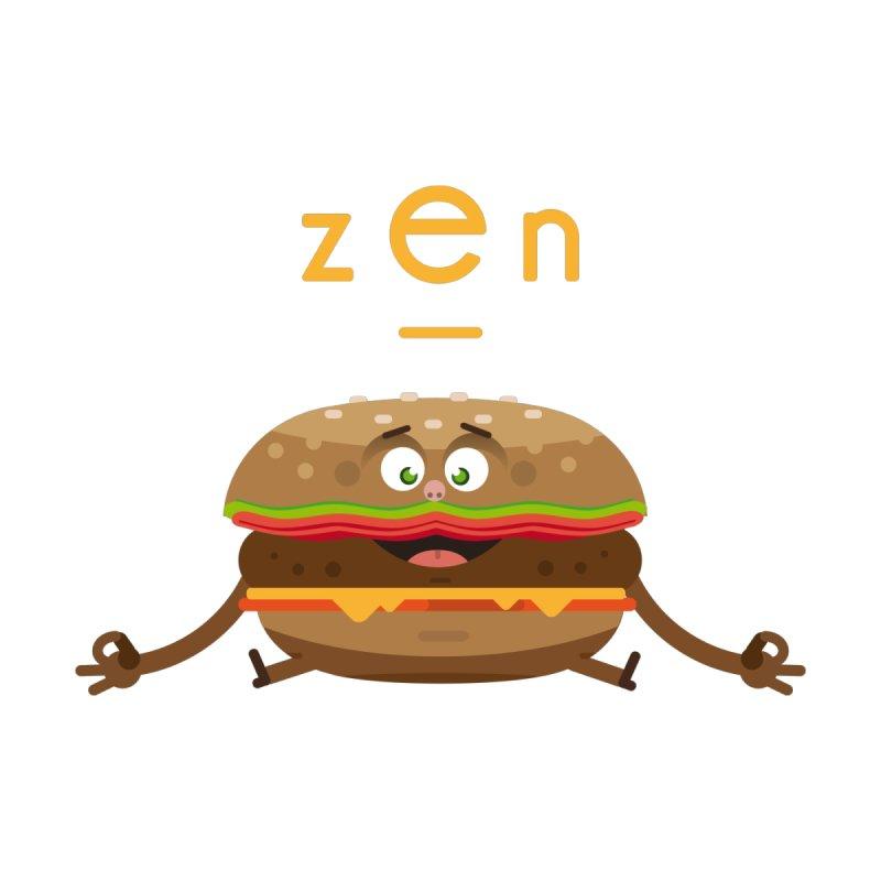 ZEN hamburger by lepetitcalamar's Artist Shop
