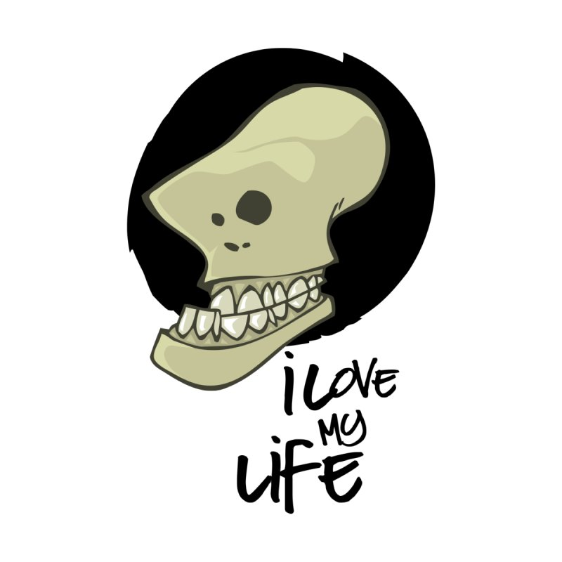 I love my life Men's Tank by lepetitcalamar's Artist Shop
