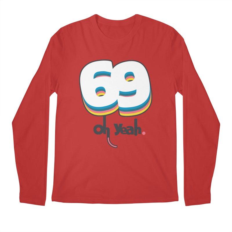 69 oh oui Men's Longsleeve T-Shirt by lepetitcalamar's Artist Shop