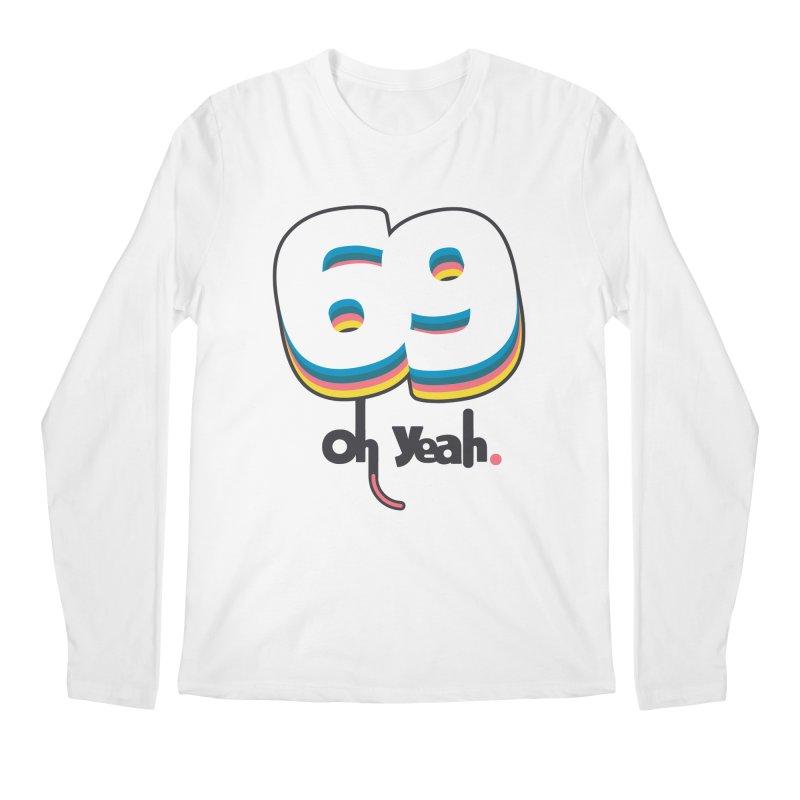 69 oh oui Men's Regular Longsleeve T-Shirt by lepetitcalamar's Artist Shop