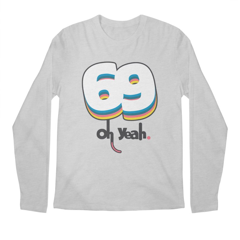 69 oh oui Men's Regular Longsleeve T-Shirt by lepetitcalamar's Artist Shop