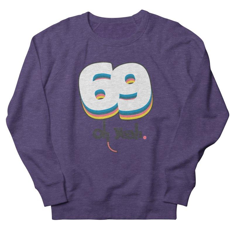 69 oh oui Men's Sweatshirt by lepetitcalamar's Artist Shop