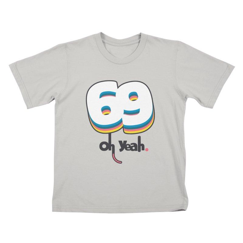 69 oh oui Kids T-Shirt by lepetitcalamar's Artist Shop