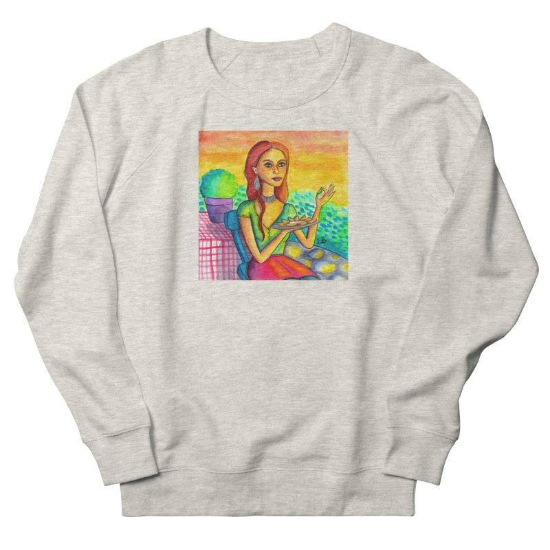 Latin Woman Men's Sweatshirt by lesliepinto's Shop