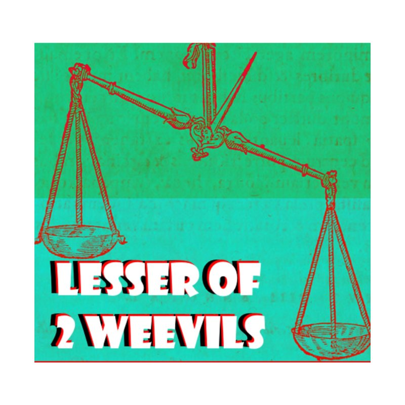 Lesser of 2 Weevils Women's T-Shirt by lesserof2weevils's Artist Shop