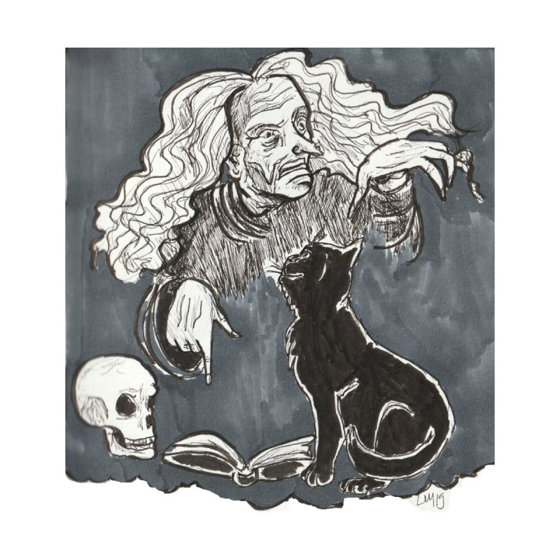 The Witching Hour Men's T-Shirt by lesserof2weevils's Artist Shop