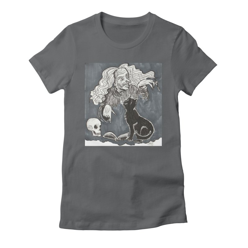 The Witching Hour Women's T-Shirt by lesserof2weevils's Artist Shop